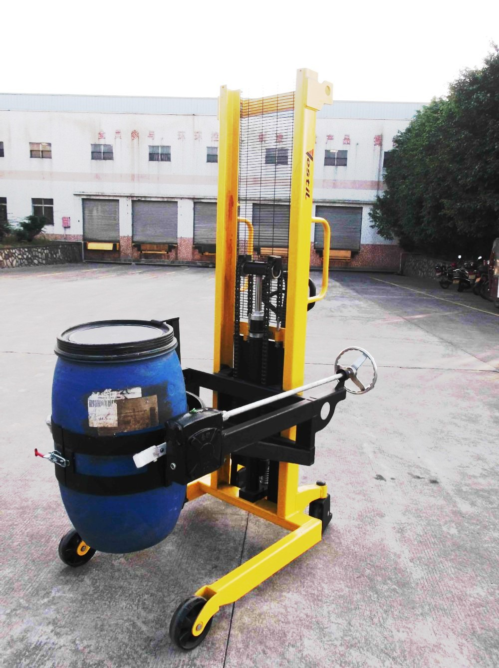 Service Drum Lifter
